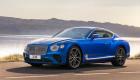 Bentley Continental GT 2018 mạnh 626 mã lực trình làng
