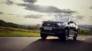 Ford Ranger Black Edition sắp trình làng