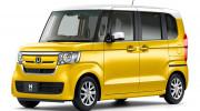 Honda giới thiệu xe dạng hộp N-Box mới