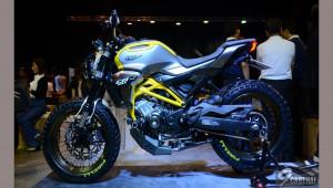 Ảnh chi tiết Honda CB150R 2018 vừa ra mắt