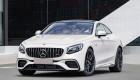 Mercedes-Benz S-Class Coupe 2018 chính thức lộ diện