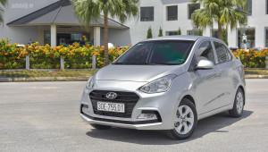 Đánh giá xe Hyundai Grand i10 qua chia sẻ của người dùng