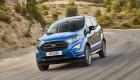 Ford EcoSport 2018 sắp có thêm bản máy dầu