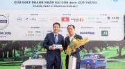 Volvo tài trợ Giải Golf Doanh Nhân Sài Gòn 2017