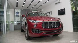 Tìm hiểu chi tiết Maserati Levante màu độc nhất Việt Nam giá hơn 6,1 tỷ đồng