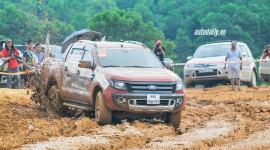 Khởi tranh giải đua ôtô địa hình hấp dẫn nhất Việt Nam