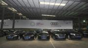 Audi Việt Nam bàn giao thêm 258 xe phục vụ APEC 2017