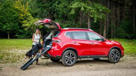"""Nissan X-Trail bổ sung thêm gói trang bị dành cho """"Cún yêu"""""""
