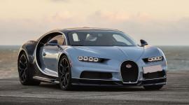 Video Bugatti Chiron tăng tốc từ 0 – 400 km/h mất 32,6 giây