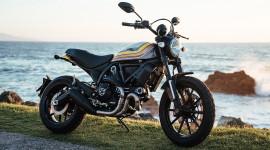 Ducati Scrambler chuẩn bị có phiên bản mới
