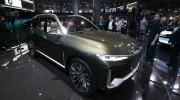 BMW X7 iPerformance: Tâm điểm tại Triển lãm Ôtô Frankfurt 2017