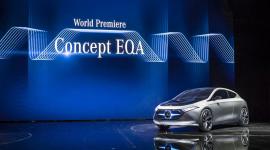 Ngắm thiết kế tương lai trên EQA concept mới của Mercedes-Benz