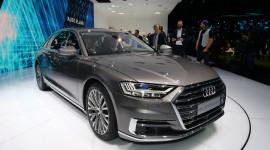 Audi A8 2018 bắt mắt hơn tại Frankfurt Motor Show