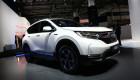 Xem diện mạo thực tế của Honda CR-V Hybrid 2018