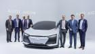 """Xem trước """"xe tương lai"""" của Mercedes-Benz, Audi và BMW"""