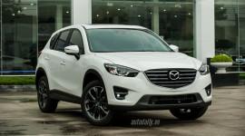 """6 lí do Mazda CX-5 """"thống trị"""" phân khúc CUV"""