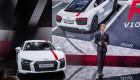 """Audi giới thiệu """"hàng hiếm"""" R8 V10 RWS"""