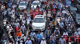 Nước nào tiêu thụ nhiều xe máy nhất thế giới