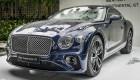 Bentley Continental GT 2018 ra mắt thị trường Đông Nam Á