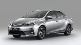 Toyota Corolla Altis 2017 ra mắt thị trường Việt, giá từ 702 triệu đồng