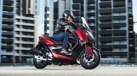 """Yamaha X-Max 125 2018 – """"khắc tinh"""" của Honda PCX trình làng"""