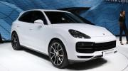 Porsche Cayenne Turbo 2018 chốt giá từ 8,92 tỷ đồng tại Việt Nam