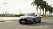 """Lái thử xế sang Maserati tại Đà Nẵng: """"Thấu cảm"""" đẳng cấp và sự tinh tế"""