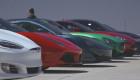 Cuộc đua nước rút hấp dẫn của 13 siêu xe và xe thể thao năm 2017