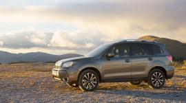 Subaru Forester thêm công nghệ EyeSight, bán ra vào mùa đông tới