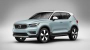 Volvo XC40 2018 chính thức trình làng, giá từ 35.200 USD
