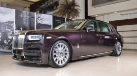 Rolls-Royce Phantom VIII ra mắt giới nhà giàu tại Abu Dhabi