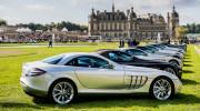 Mercedes giới thiệu câu lạc bộ siêu xe SLR McLaren