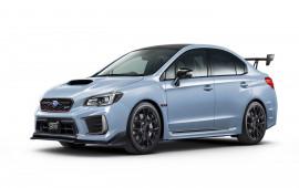 Subaru giới thiệu WRX STi S208 sản xuất giới hạn 450 chiếc