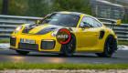 Porsche 911 GT2 RS 2018 suýt phá kỉ lục trường đua Nurburgring