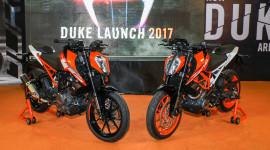 KTM Duke 250 và 390 2017 ra mắt tại Malaysia, giá từ 5.168 USD