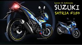 Suzuki Raider R150 Fi bổ sung thêm cổng sạc USB và hệ thống báo động