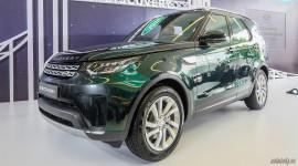 """""""Soi"""" chi tiết Land Rover Discovery 2017 vừa ra mắt tại Việt Nam"""