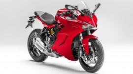 Ducati SuperSport 2017 – Đối thủ Kawasaki Ninja 1000 sắp về Việt Nam