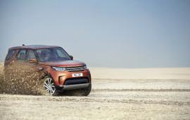 Những điểm khác biệt trên Land Rover Discovery 2017