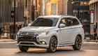 Mitsubishi ra mắt Outlander 2018 bản xăng-điện