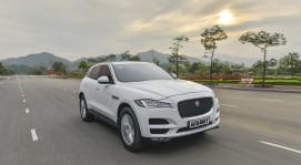 Đánh giá xe Jaguar F-Pace: Tự tin khẳng định chỗ đứng trong phân khúc