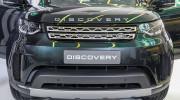 Tìm hiểu nhanh Land Rover Discovery 2017 giá từ gần 4 tỷ đồng tại Việt Nam