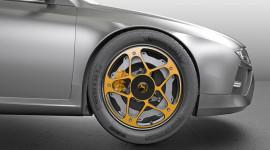 Continental trình làng thiết kế bánh xe ý tưởng mới