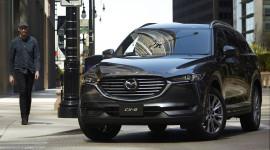 Mazda CX-8 2018 sẽ được bán tại nhiều thị trường ngoài Nhật Bản