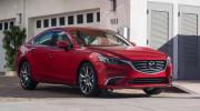 Mazda6 2018 chính thức lộ diện, giá từ 21.945 USD