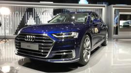 Audi bắt đầu nhận đơn đặt hàng A8 2018, giá từ 90.600 Euro