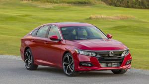 Honda công bố giá bán Accord 2018, bắt đầu từ 23.570 USD