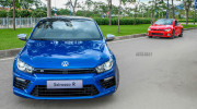 """""""Soi"""" chi tiết Volkswagen Scirocco 2017 tại Việt Nam"""