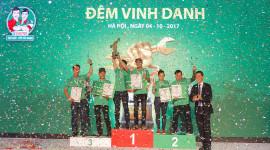 Kết quả cuộc thi thợ sửa xe máy giỏi nhất Việt Nam