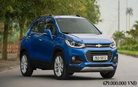 Quyết đấu Ford EcoSport, Chevrolet Trax giảm giá đến 90 triệu